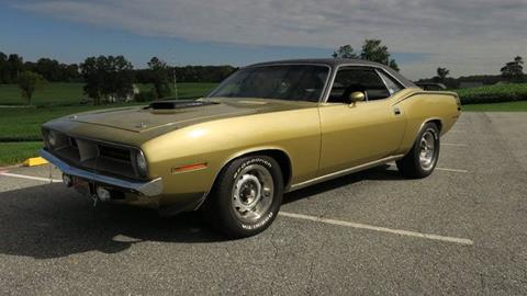 1970 Plymouth Barracuda for sale in Clarksburg, MD