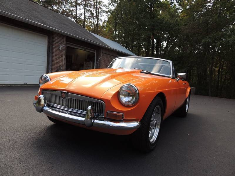 1973 MG MGB In Clarksburg MD - The Best Muscle Cars