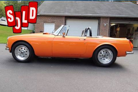 1973 MG MGB for sale in Clarksburg, MD