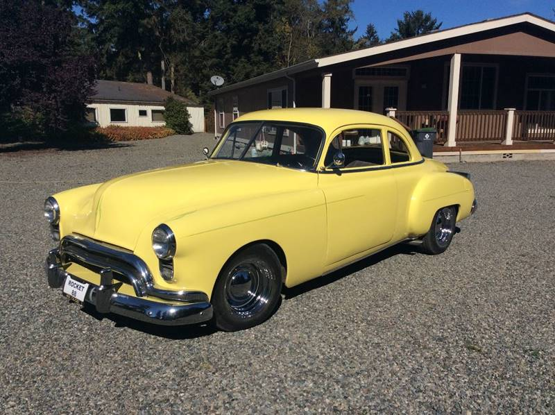 1949 Oldsmobile Super 88 for sale at The Best Muscle Cars in Clarksburg MD