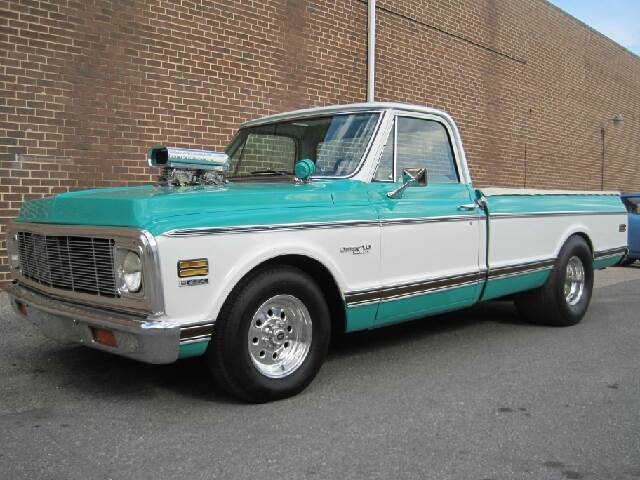 1972 Chevrolet 150