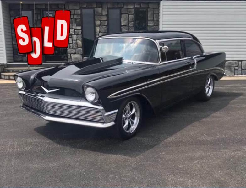 1956 Chevrolet Bel Air SOLD SOLD SOLD