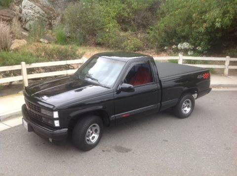 1992 Chevrolet C/K 1500 Series for sale at The Best Muscle Cars in Clarksburg MD