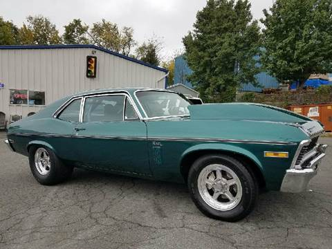 1971 Chevrolet Nova for sale at The Best Muscle Cars in Clarksburg MD