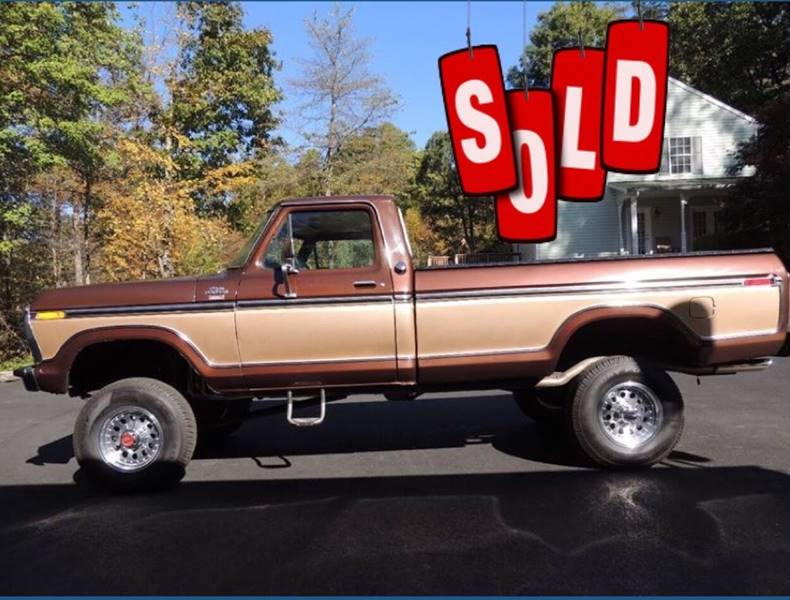 1976 Ford F-250 SOLD SOLD SOLD