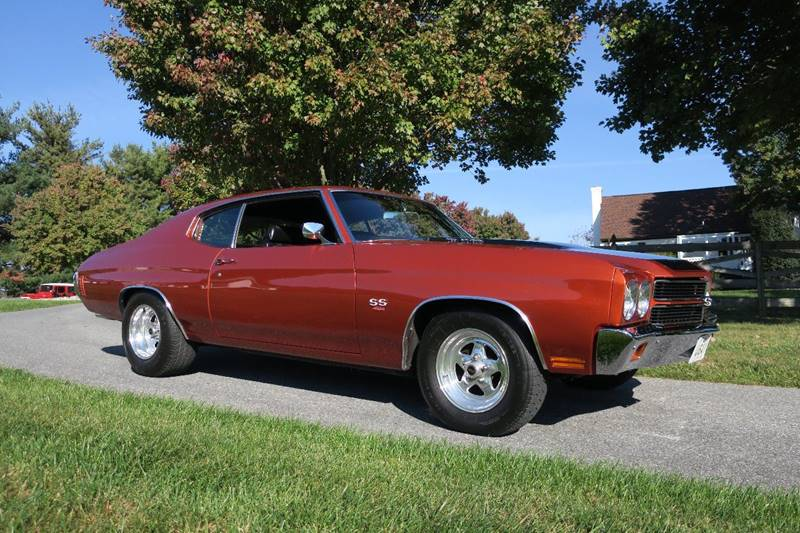 Featured Muscle Cars For Sale. 1966 Ford Mustang 1970 Chevrolet Chevelle ... & Classic Muscle Cars For Sale markmcfarlin.com