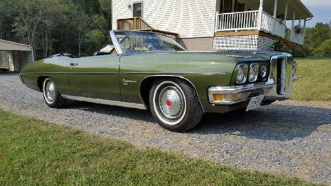 1970 Pontiac Catalina for sale in Clarksburg, MD
