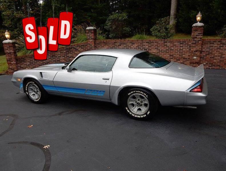 1981 Chevrolet Camaro Z28 SOLD SOLD SOLD