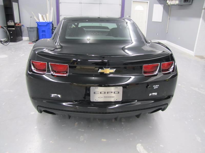 2012 Chevrolet Camaro for sale at The Best Muscle Cars in Clarksburg MD