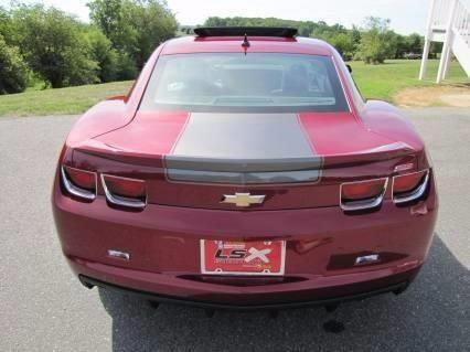 2010 Chevrolet Camaro for sale at The Best Muscle Cars in Clarksburg MD