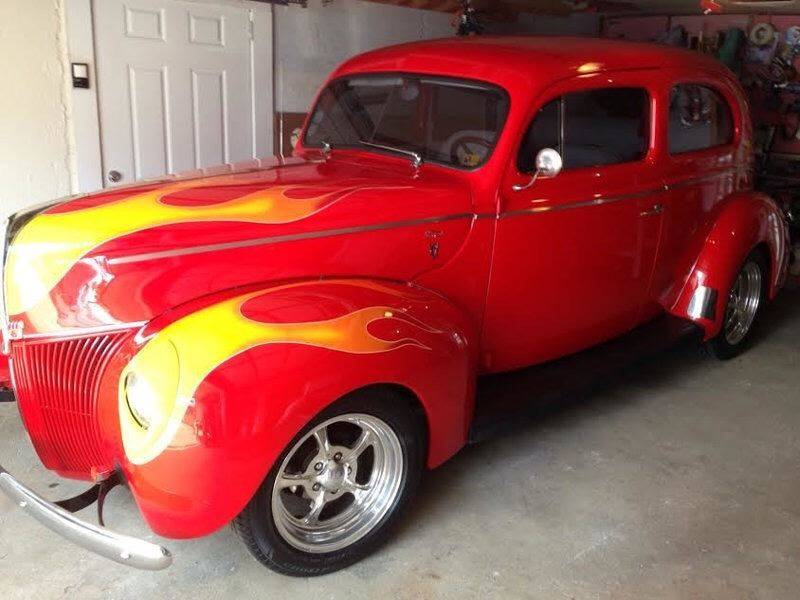 1940 Ford STREET ROD In Clarksburg MD - The Best Muscle Cars