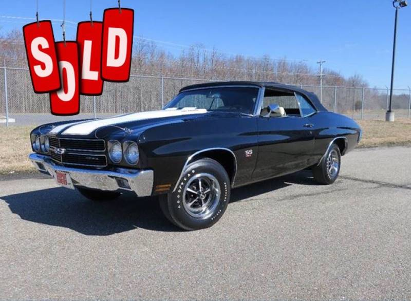 1970 Chevrolet Chevelle SOLD SOLD SOLD