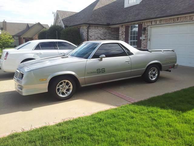 1984 Chevrolet El Camino SOLD SOLD SOLD