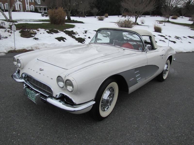1961 Chevrolet Corvette SOLD SOLD SOLD