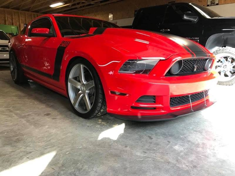 2013 Ford Mustang Boss 302 In Clarksburg MD - The Best Muscle Cars