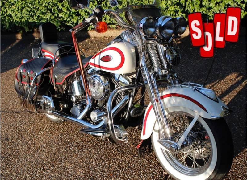 1997 Harley-Davidson Springer SOLD SOLD SOLD
