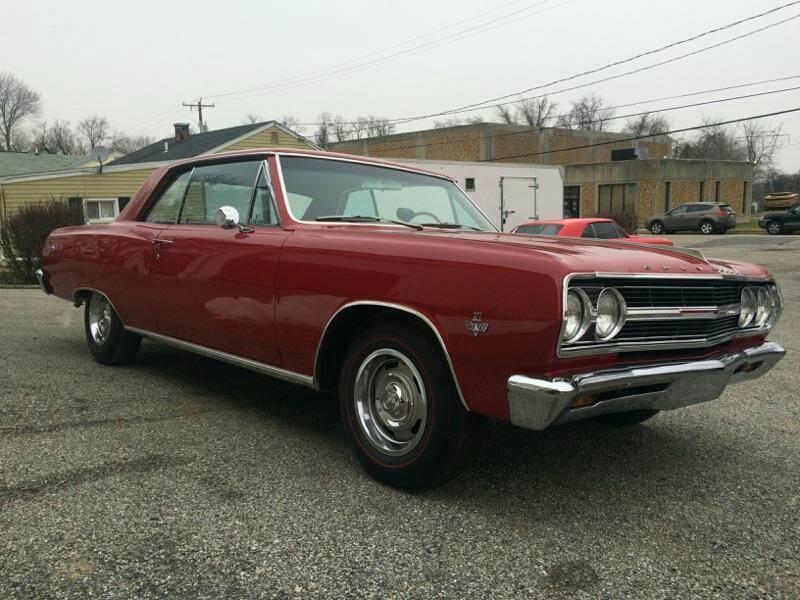 1965 Chevrolet Malibu SOLD SOLD SOLD