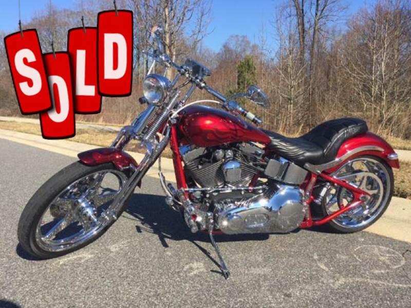 2003 Harley-Davidson Springer SOLD SOLD SOLD