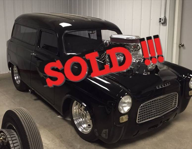 1959 Ford Escort SOLD SOLD SOLD