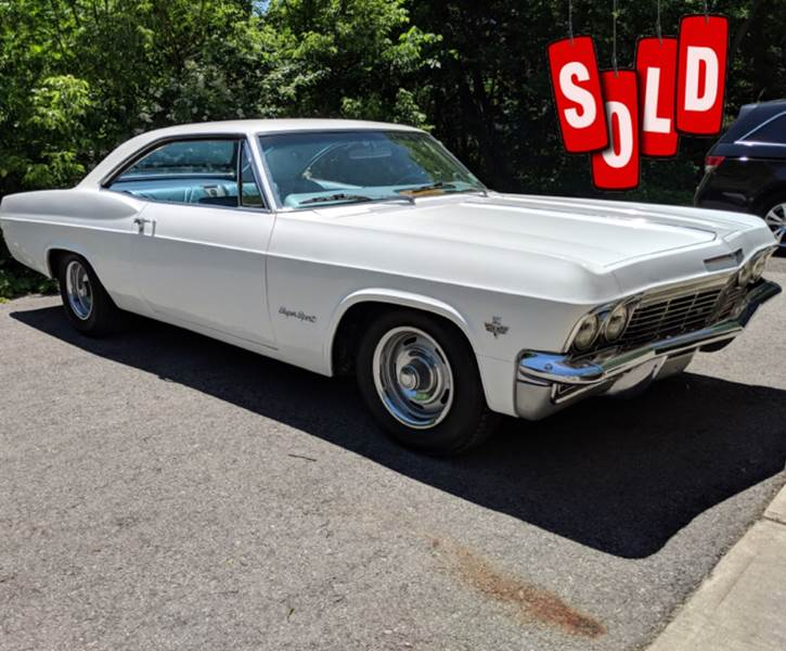 1965 Chevrolet Impala SOLD SOLD SOLD
