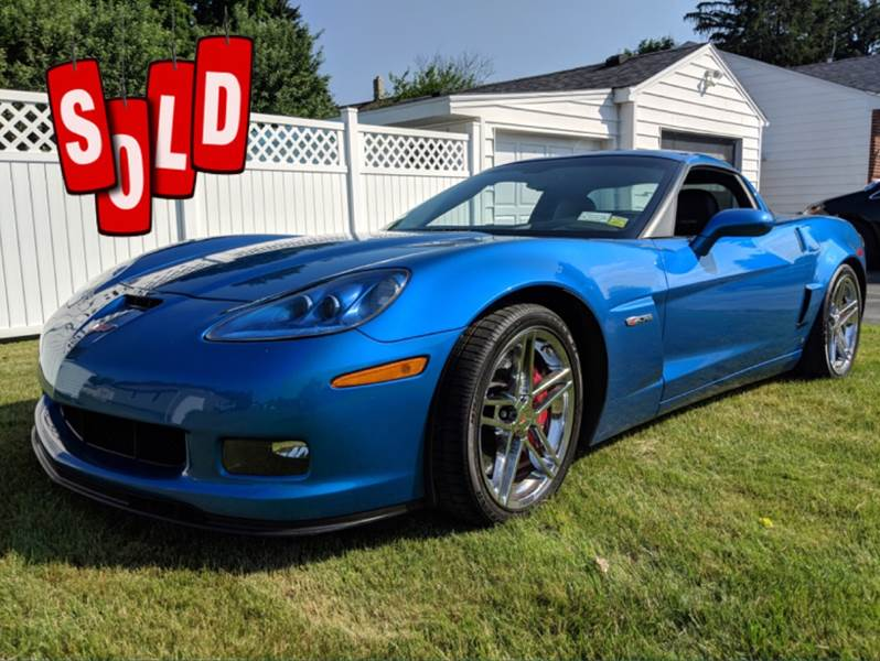 2008 Chevrolet Corvette SOLD SOLD SOLD