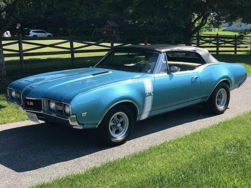 Classic Muscle Cars For Sale