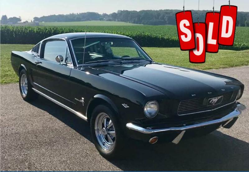 1965 Ford Mustang SOLD SOLD SOLD