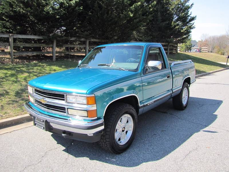 1994 Chevrolet CK 1500 Series Z71 SOLD SOLD SOLD