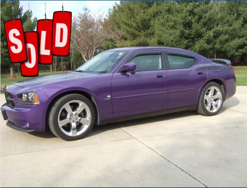 2007 Dodge Charger SOLD SOLD SOLD