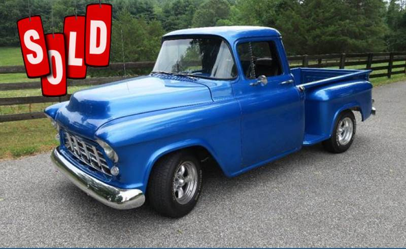 1955 Chevrolet Pickup SOLD SOLD SOLD