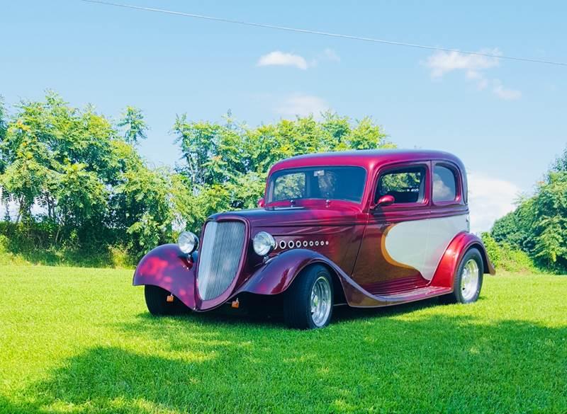 1933 Ford Vicki