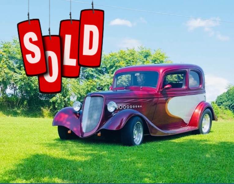 1933 Ford Vicki SOLD SOLD SOLD