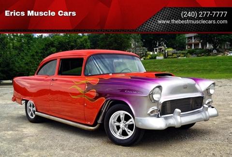 1955 Chevrolet 210 for sale in Clarksburg, MD