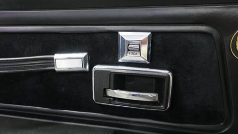1977 Pontiac Firebird Trans Am