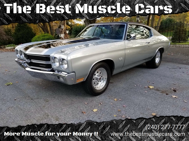 Best Muscle Cars For Sale In America Erics Muscle Cars Erics S