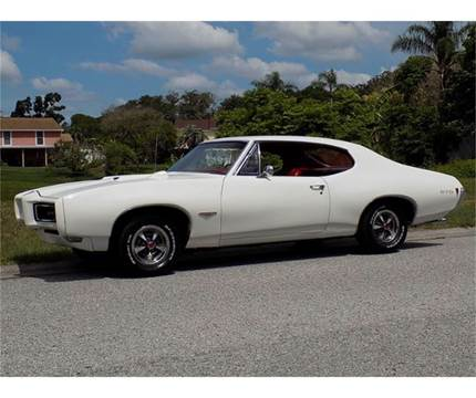 1968 Pontiac GTO for sale in Clarksburg, MD