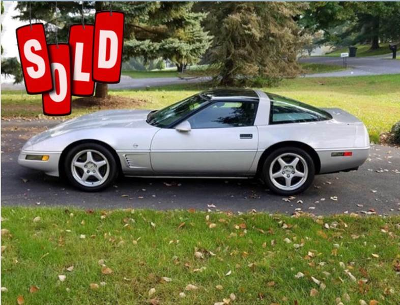1996 Chevrolet Corvette SOLD SOLD SOLD