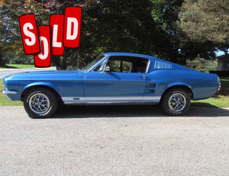 1967 Ford Mustang SOLD SOLD SOLD