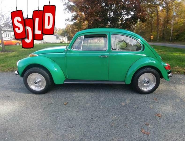 1973 Volkswagen Beetle SOLD SOLD SOLD