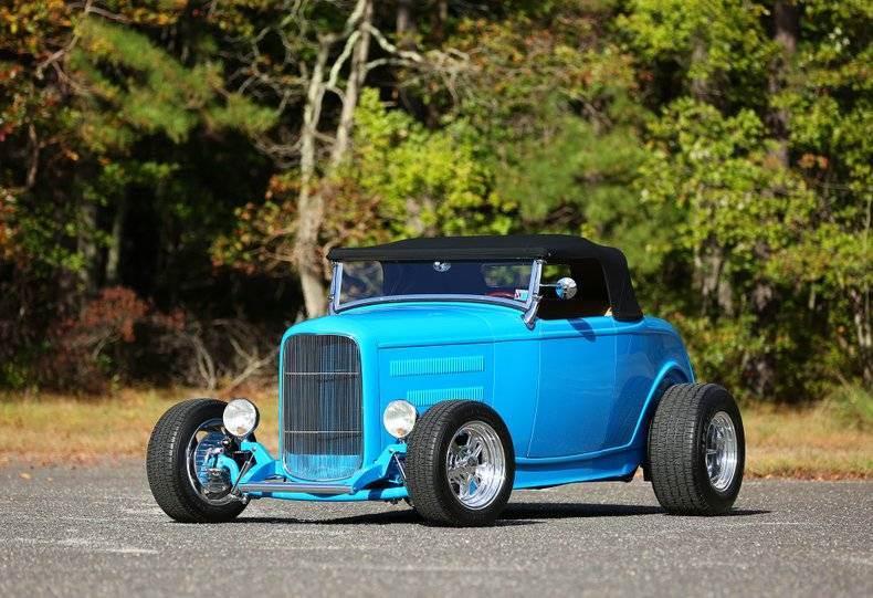 1932 Ford Hi Boy Steet Rod