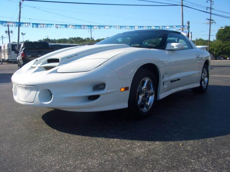 2000 Pontiac Trans Am