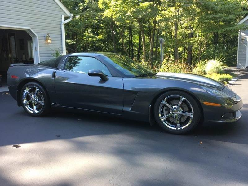 2009 Callaway Corvette