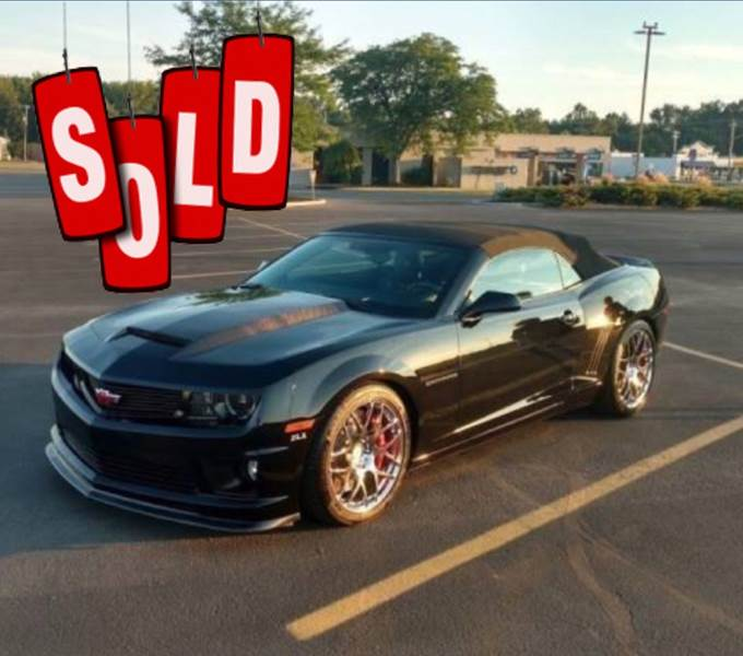 2011 Chevrolet Camaro SOLD SOLD SOLD