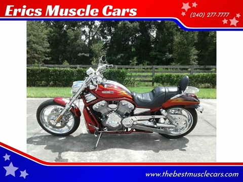 2005 Harley-Davidson V-Rod for sale in Clarksburg, MD