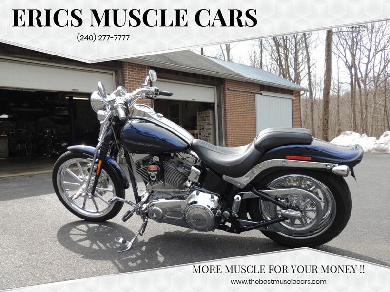 2007 Harley-Davidson CVO Springer