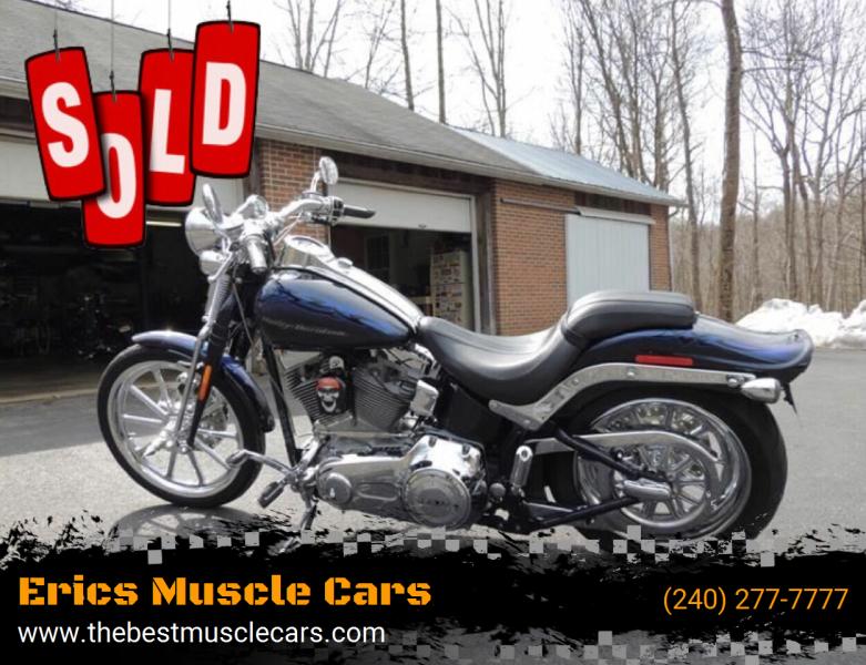 2007 Harley-Davidson CVO Springer SOLD SOLD SOLD