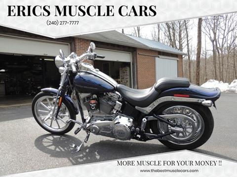 2007 Harley-Davidson CVO Springer for sale in Clarksburg, MD