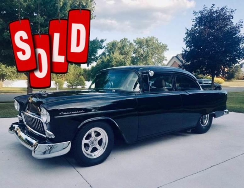 1955 PRO STREET Chevrolet Bel Air SOLD SOLD SOLD