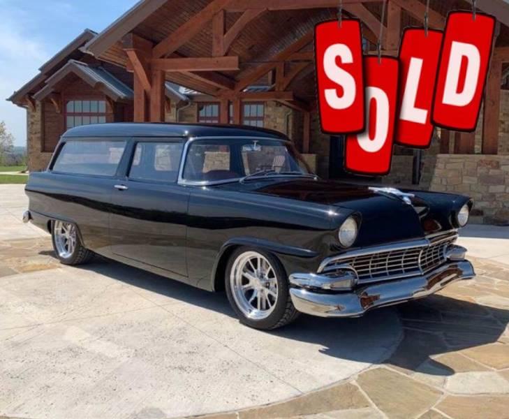 1956 Ford Ranch Wagon