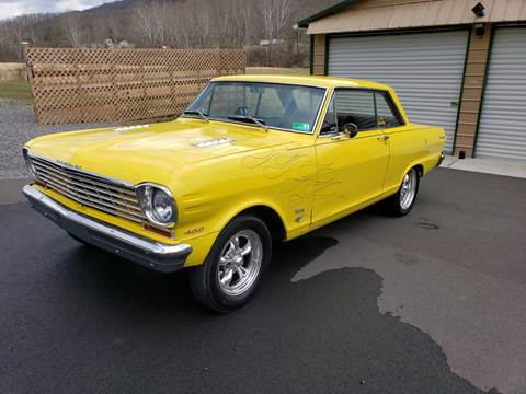 1963 Chevrolet Nova for sale in Clarksburg, MD